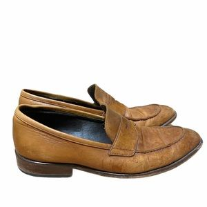 Men's To Boot New York Penny Loafers slip-on shoes